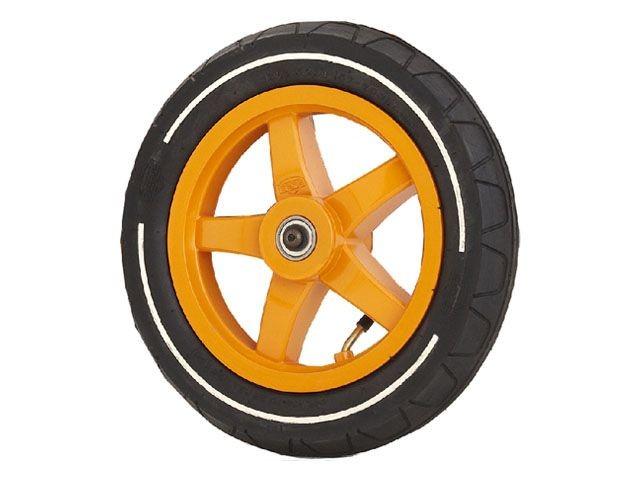 Wheel orange 12.5x2.25-8 slick Pro