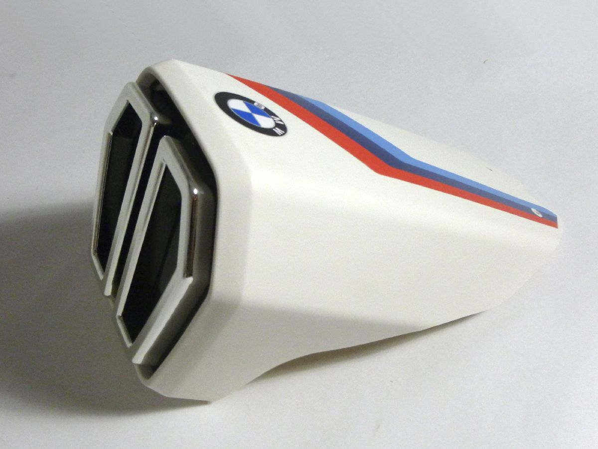 Buddy - Spoiler front BMW