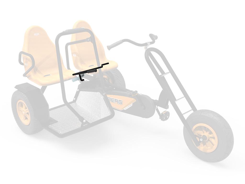 XL Frame - Brake bar + parking brake Duo Chopper