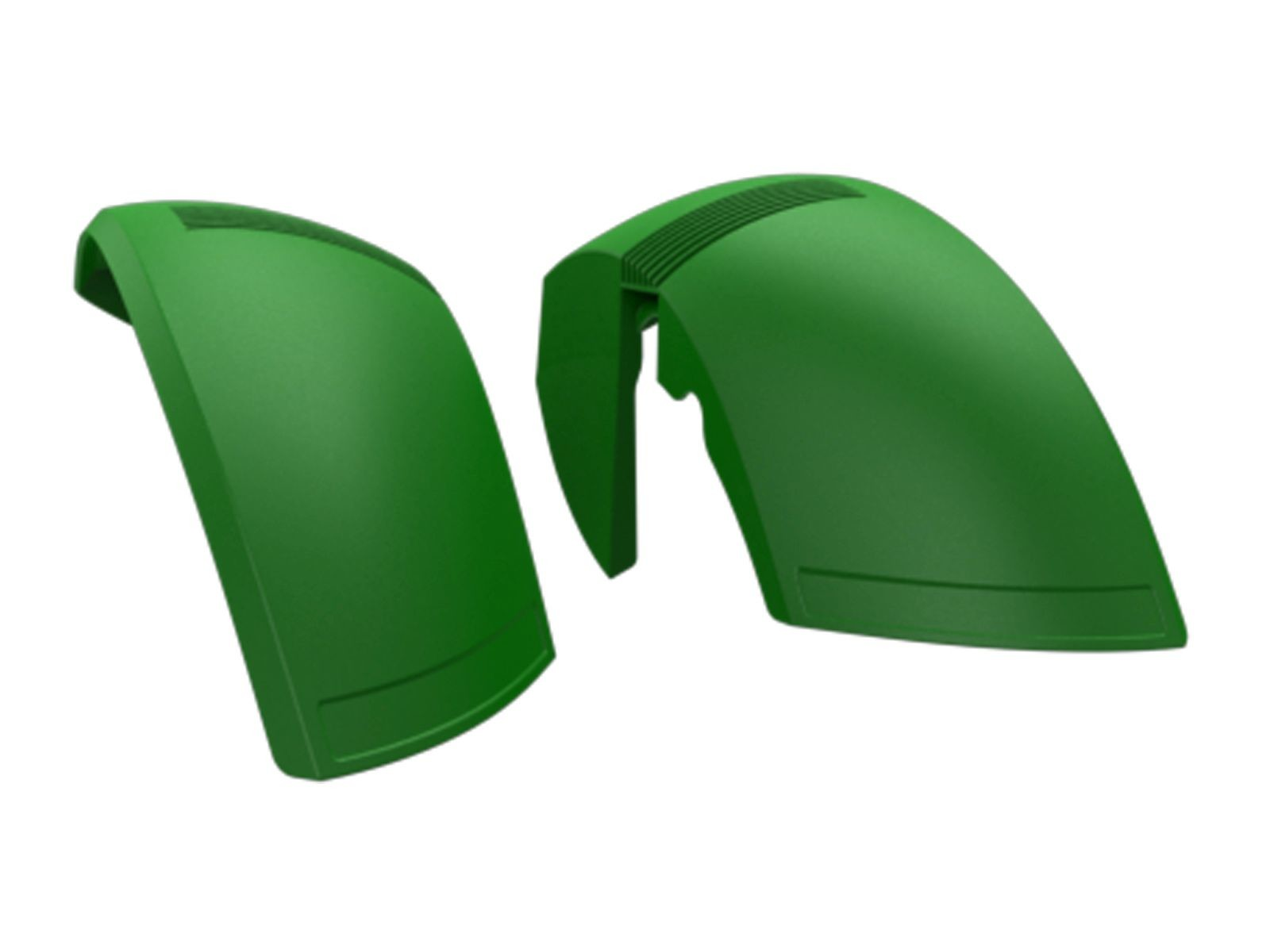 XL Frame - Rear mudguards 71° John Deere