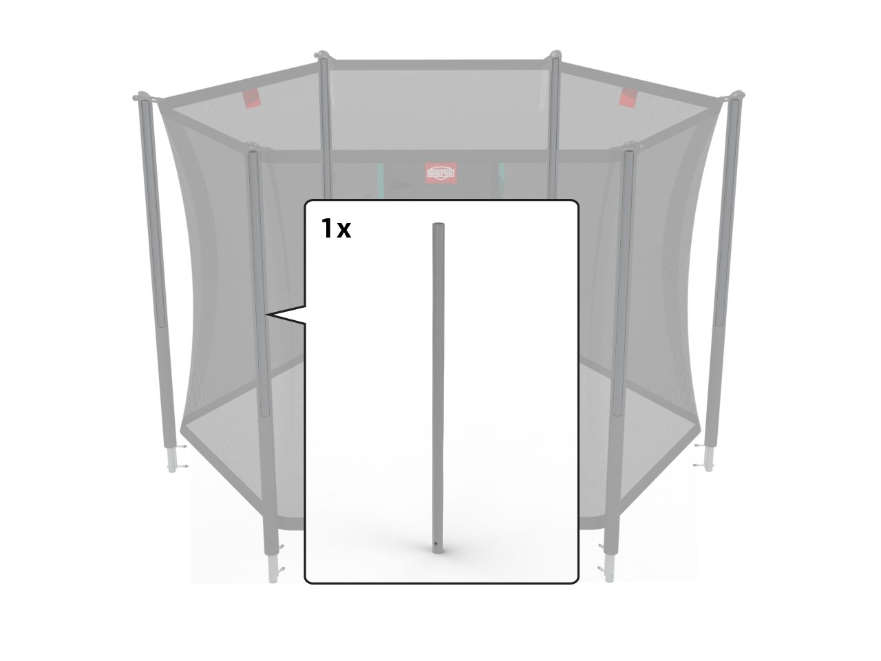 Safety Net Comfort - Bovenpaal 180+240+300