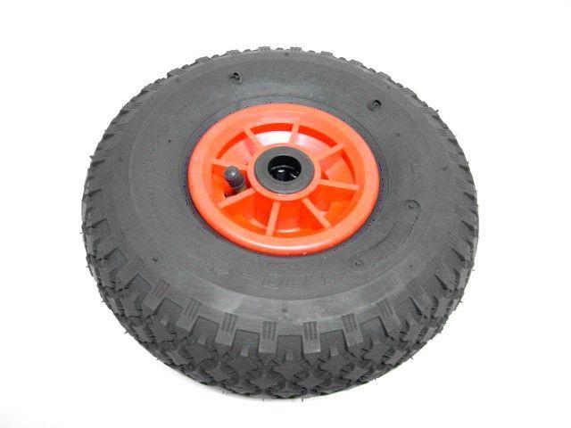 Wheel red 300x4 needle bearing