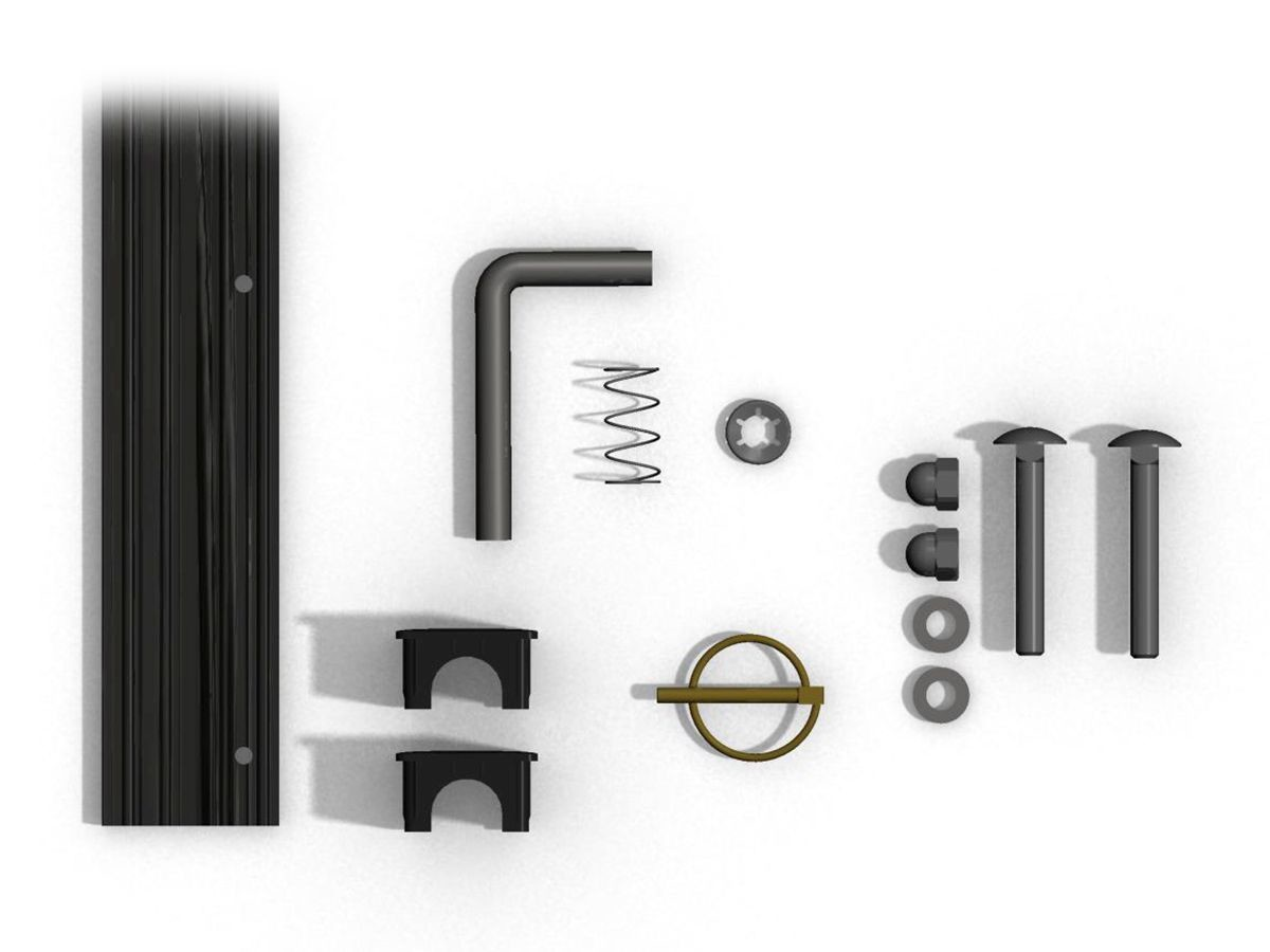 Schuif - Reserve onderdelen