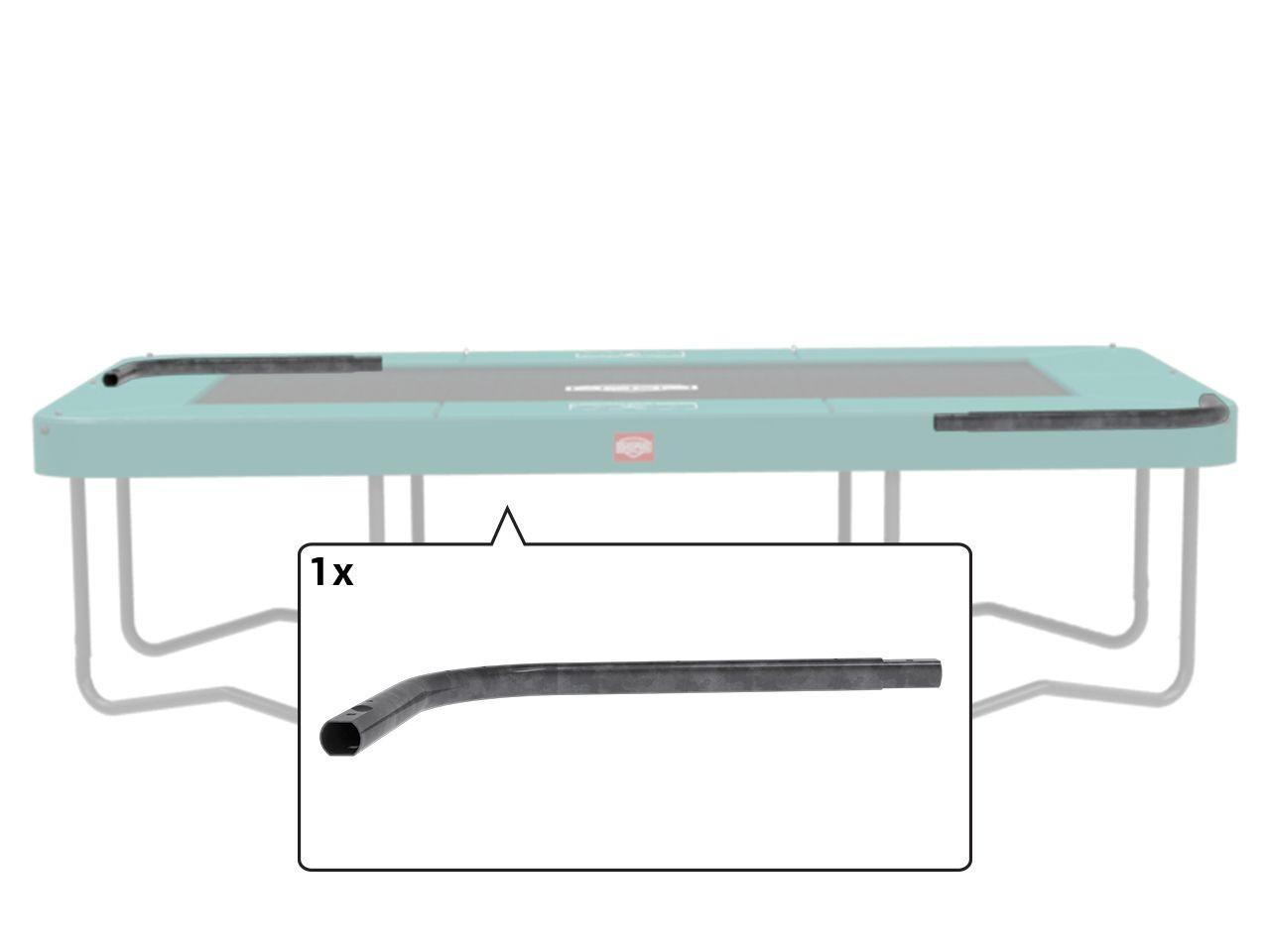 EazyFit - Toprail corner left (TwinSpring)