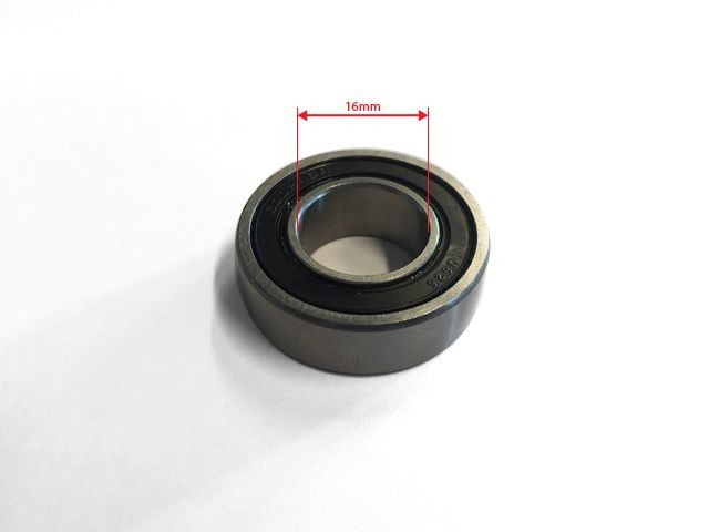 Buddy - Ball bearing 16mm for traction wheel