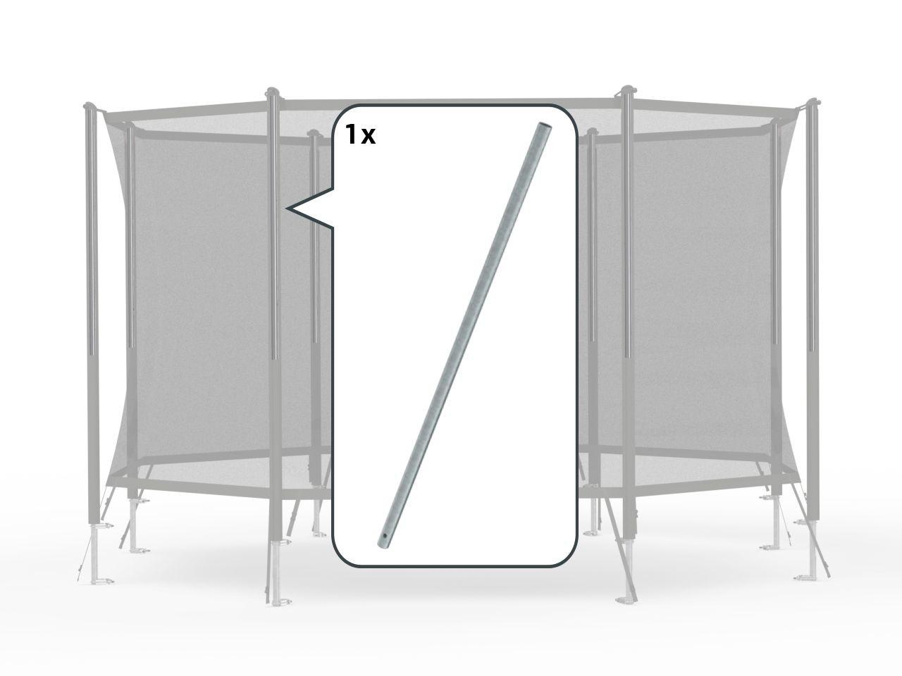 Safety Net Comfort - Bovenpaal met gat voor veerclip