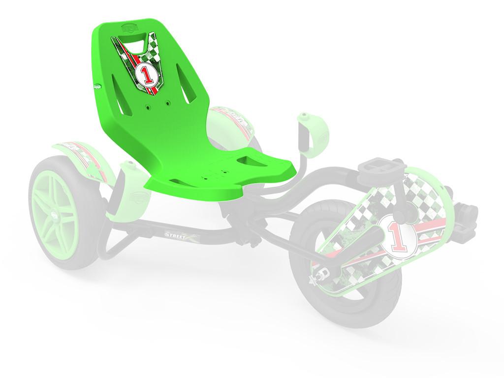 Street X - Seat green