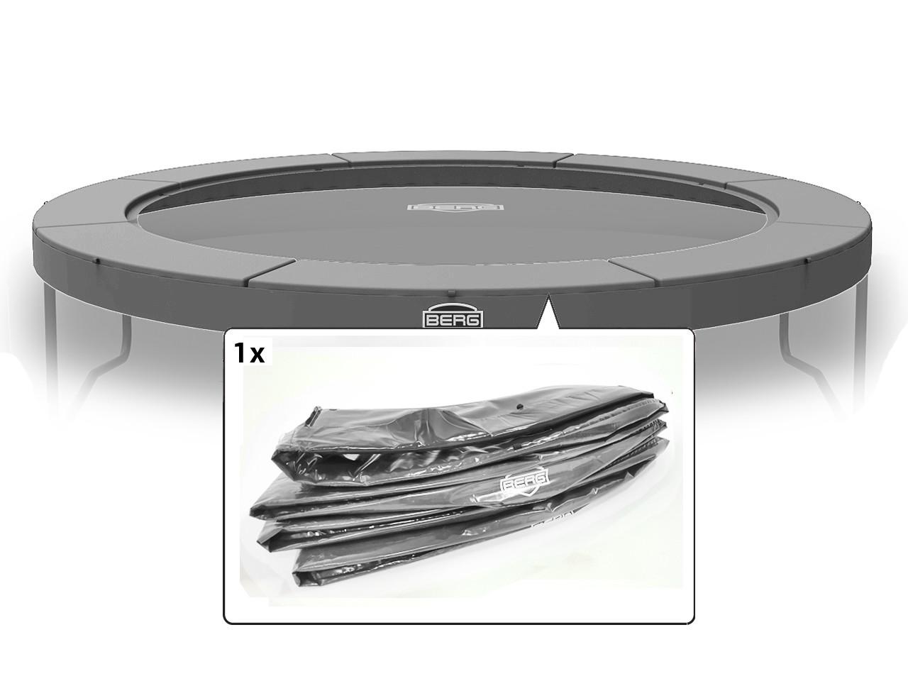 Elite - Padding grey 380 (12,5 ft)