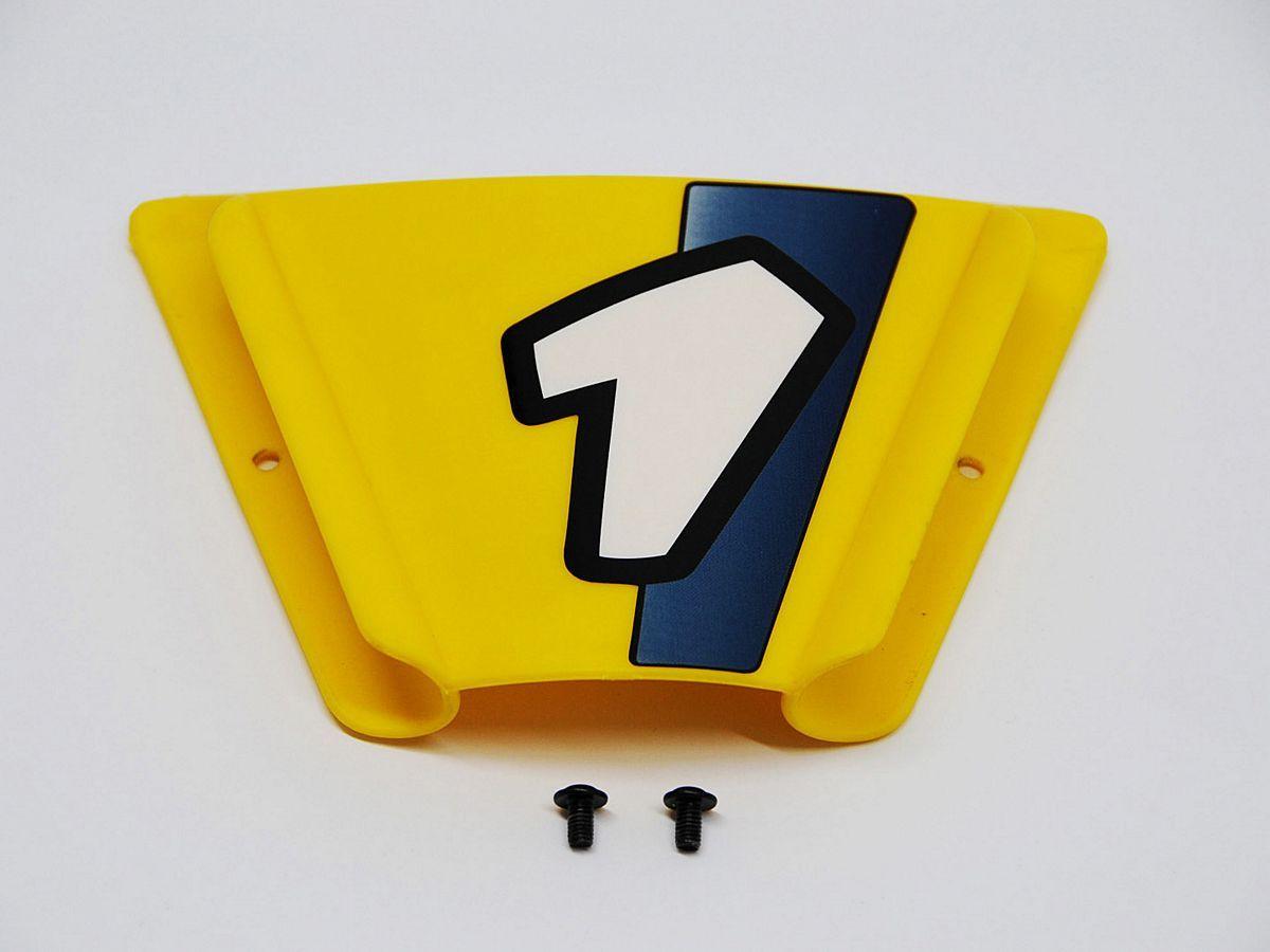 Buzzy - Spoiler Yellow