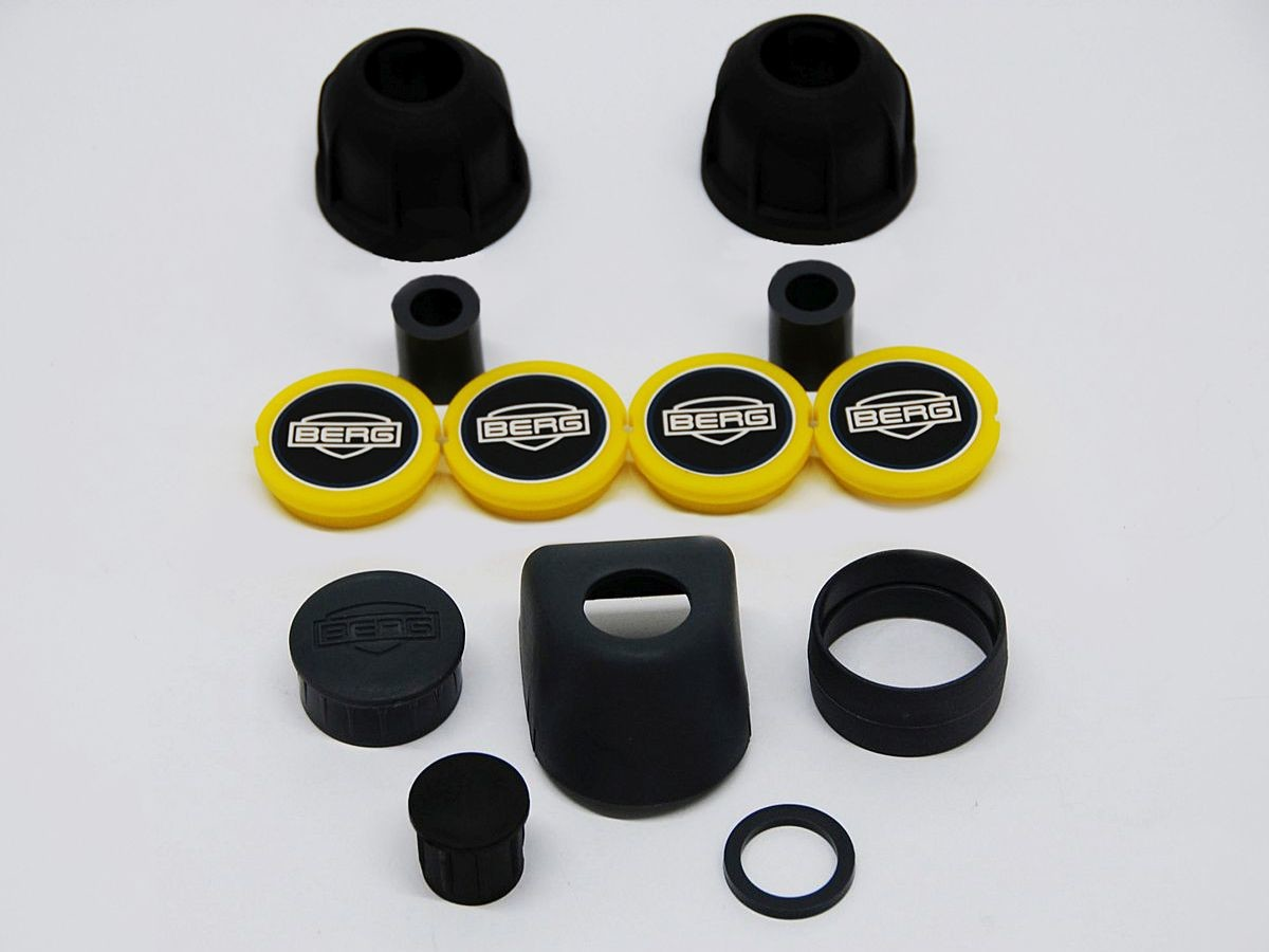 Buzzy - Plastic parts Yellow