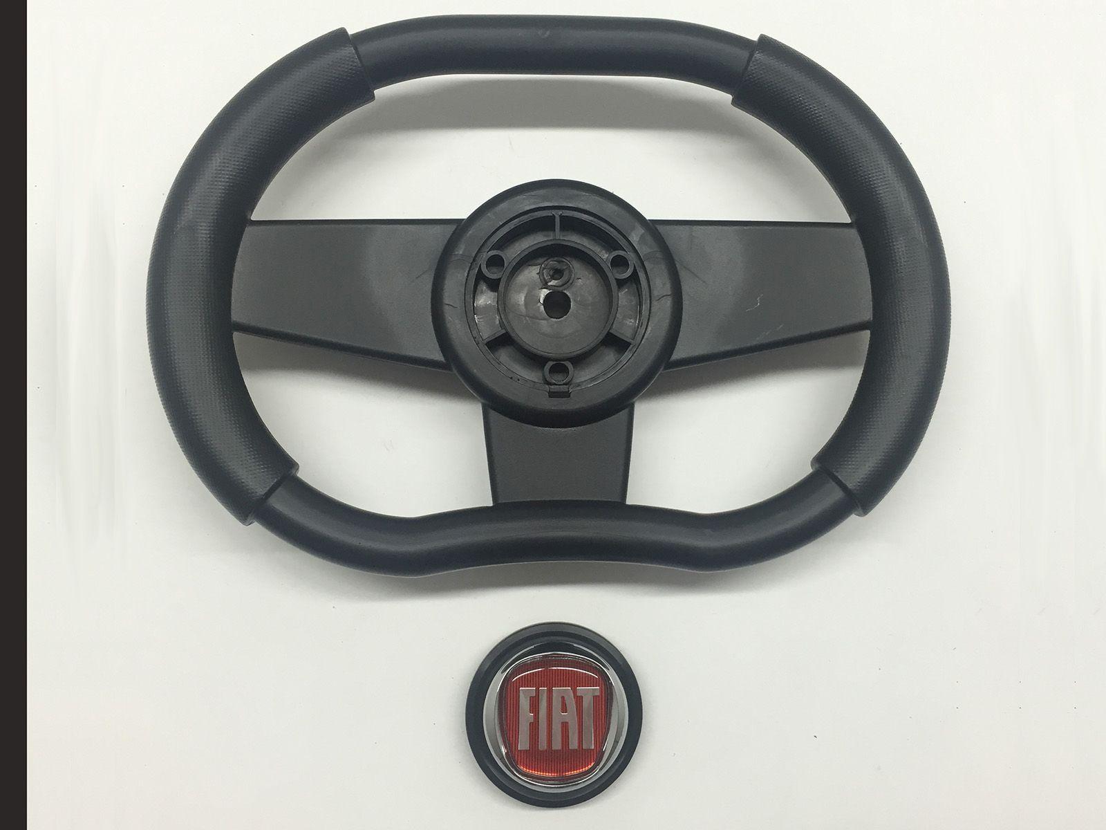 Buzzy - Steering  wheel Fiat 500