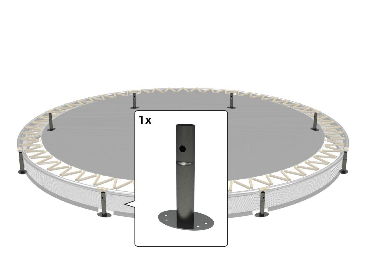 Elite+ - Foot InGround T-Section
