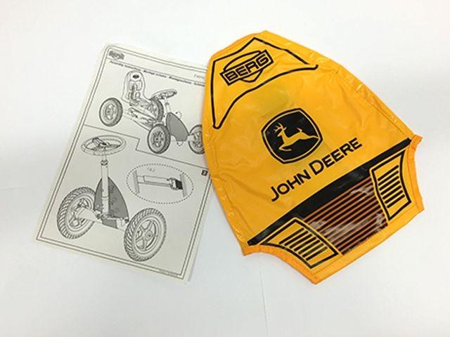 Buddy - Spoiler John Deere