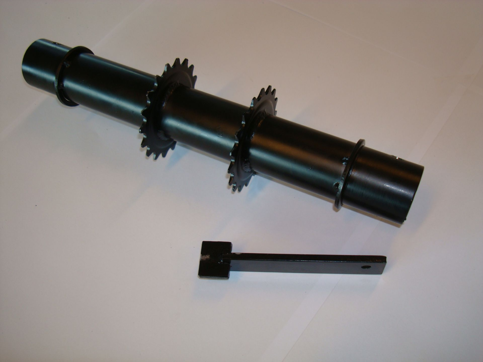 Rally - Internal rear axle