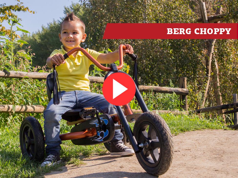 BERG Choppy skelter