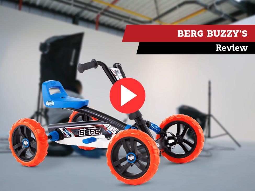 Revue | BERG Buzzy kart à pédales