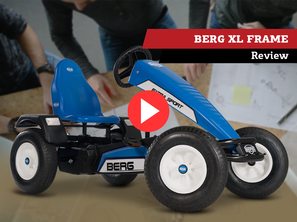 Review | BERG XL Frame skelters