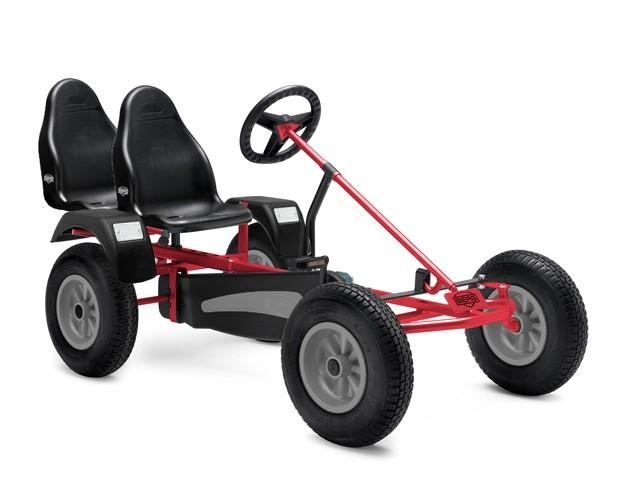 BERG Basic Red AF + Extra seat