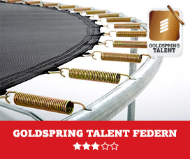 BERG Talent Trampoline