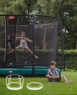InGround trampolines