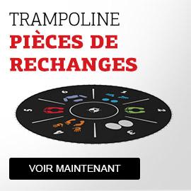 Trampoline pièces de rechange