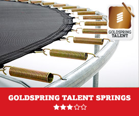 BERG Talent Trampoline