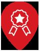 Premium dealer icon