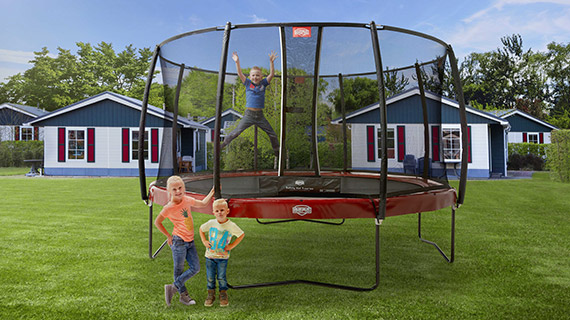 Click for leisure trampolines