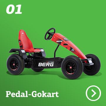 BERG Pedal-Gokarts wahl