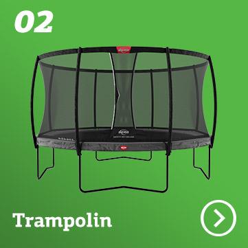 BERG Trampoline wahl