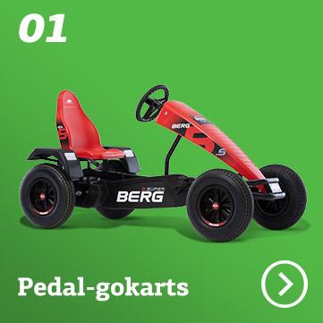 BERG Pedal-gokart Choice