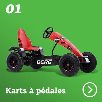 BERG Karts à pédales