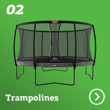 BERG Trampoline choice