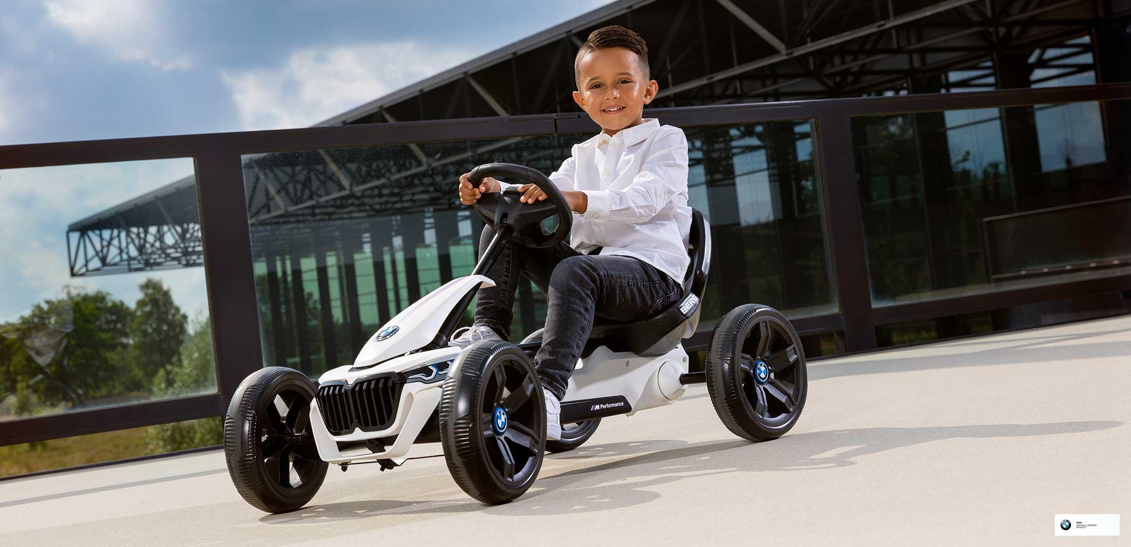 BERG Pedal-gokarts