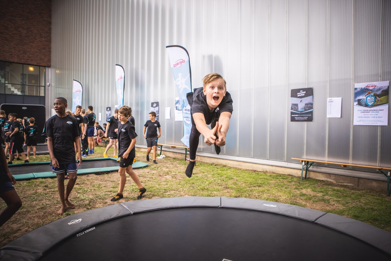 BERG Bounce Fest 2020