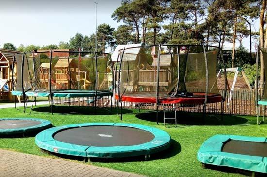 Scava Berg trampolines