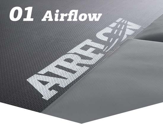 BERG Airflow springdoek