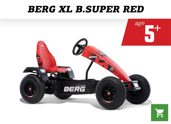 BERG B.SUPER RED