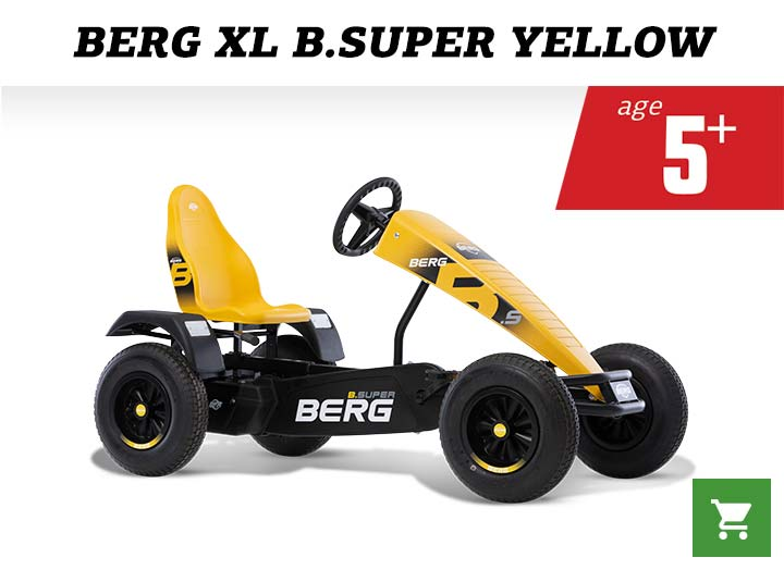 BERG B.SUPER YELLOW