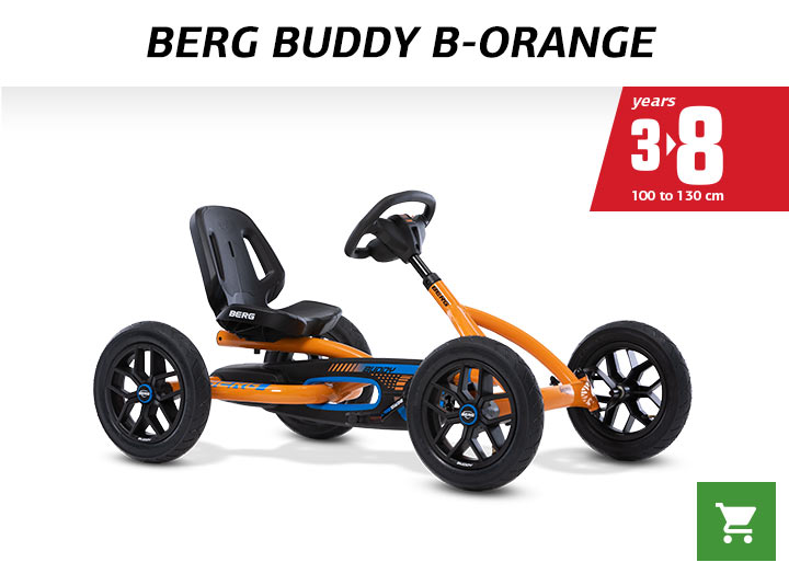 BERG Buddy B-Orange