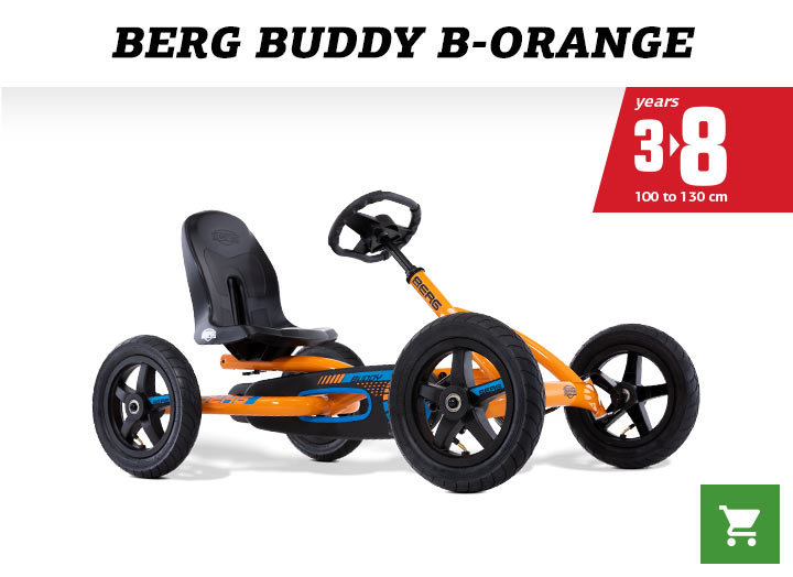 BERG Buddy B Orange