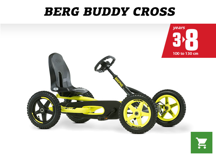 BERG Buddy Cross