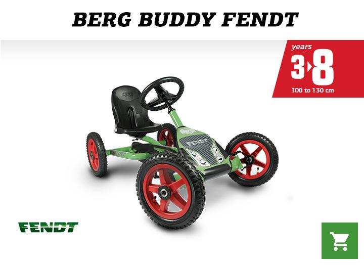 BERG Buddy Fendt