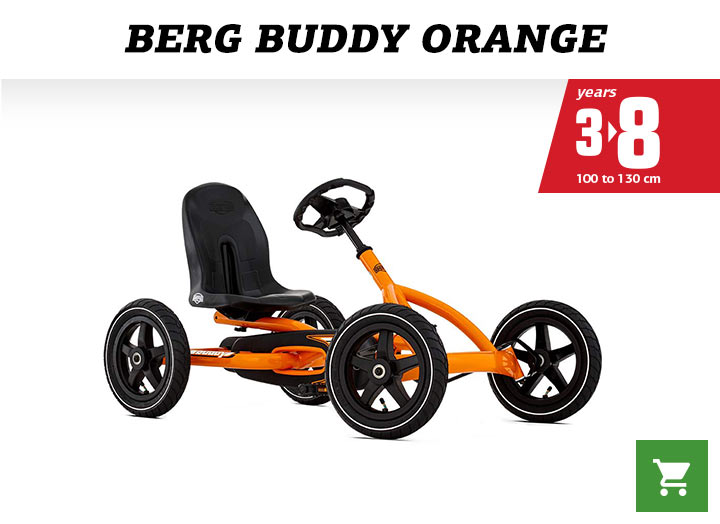 BERG Buddy Orange