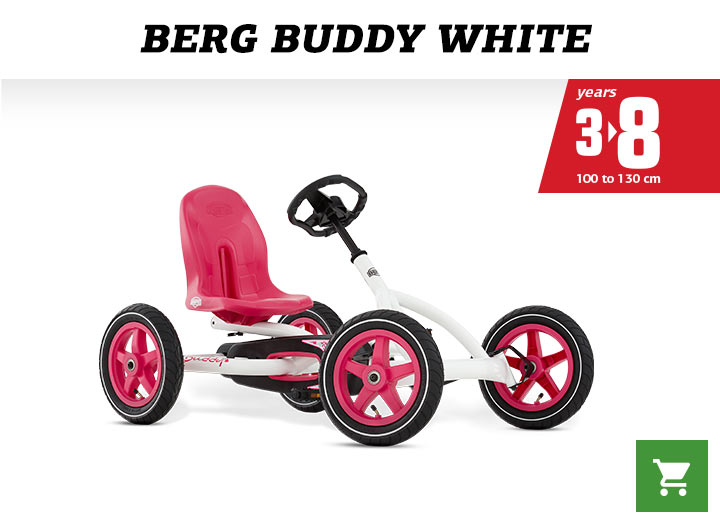 BERG Buddy White