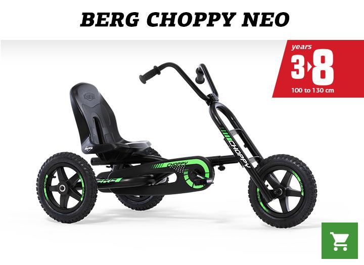 BERG Choppy Neo