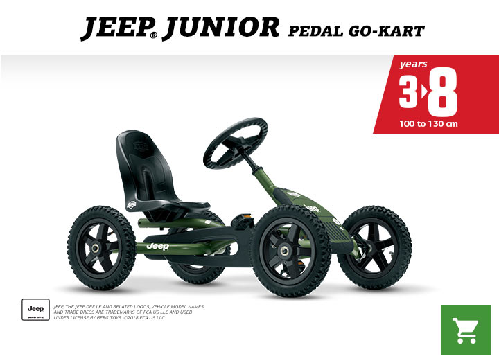 BERG Buddy Jeep Junior