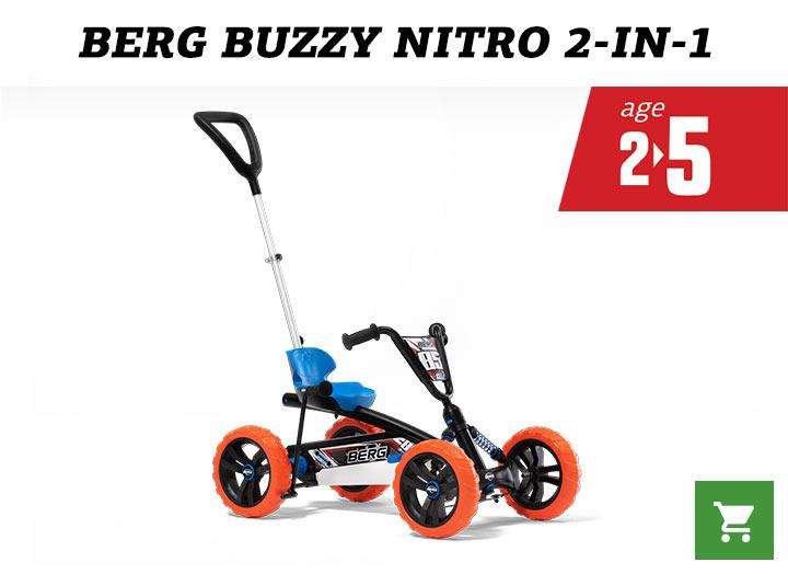 Buzzy 2 in 1 Nitro