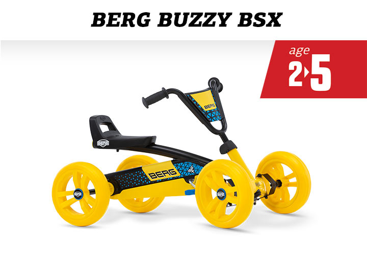 BERG Buzzy BSX