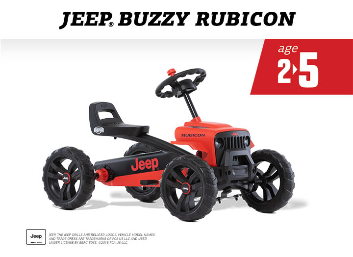 Jeep Buzzy Rubicon
